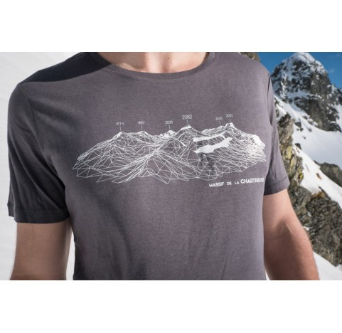 CHARTREUSE MASHERBRUM T-Shirt homme