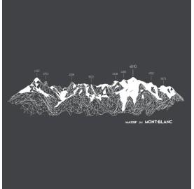 MASSIF DU MONT-BLANC MASHERBRUM T-Shirt homme