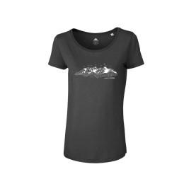 T-Shirt MASSIF DES ECRINS pour Femme MASHERBRUM