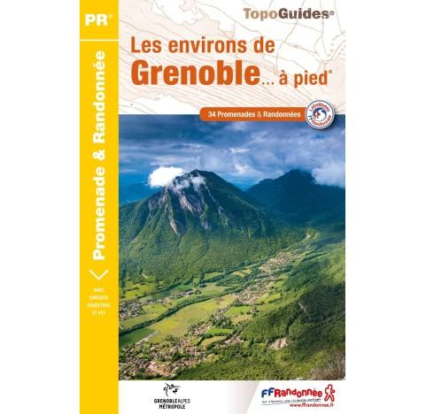 TOPO GUIDES Les Environs de Grenoble ...à pieds