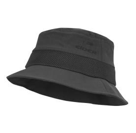 FLEX BOB EIDER - bob souple chapeau protection solaire respirant - noir