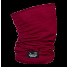 SALEWA tour de cou multifonctionnel en laine Merino ICONO MERINO NECKTUBE régulant été comme hiver