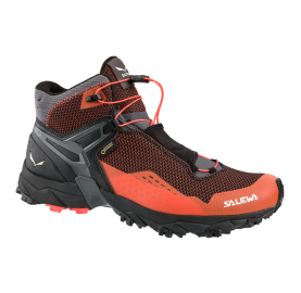 MS ULTRA FLEX MID SALEWA - Chaussure de fast-hiking Homme