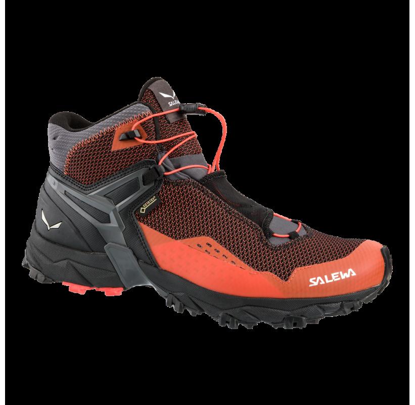 MS ULTRA FLEX MID SALEWA - Chaussure de fast-hiking Homme
