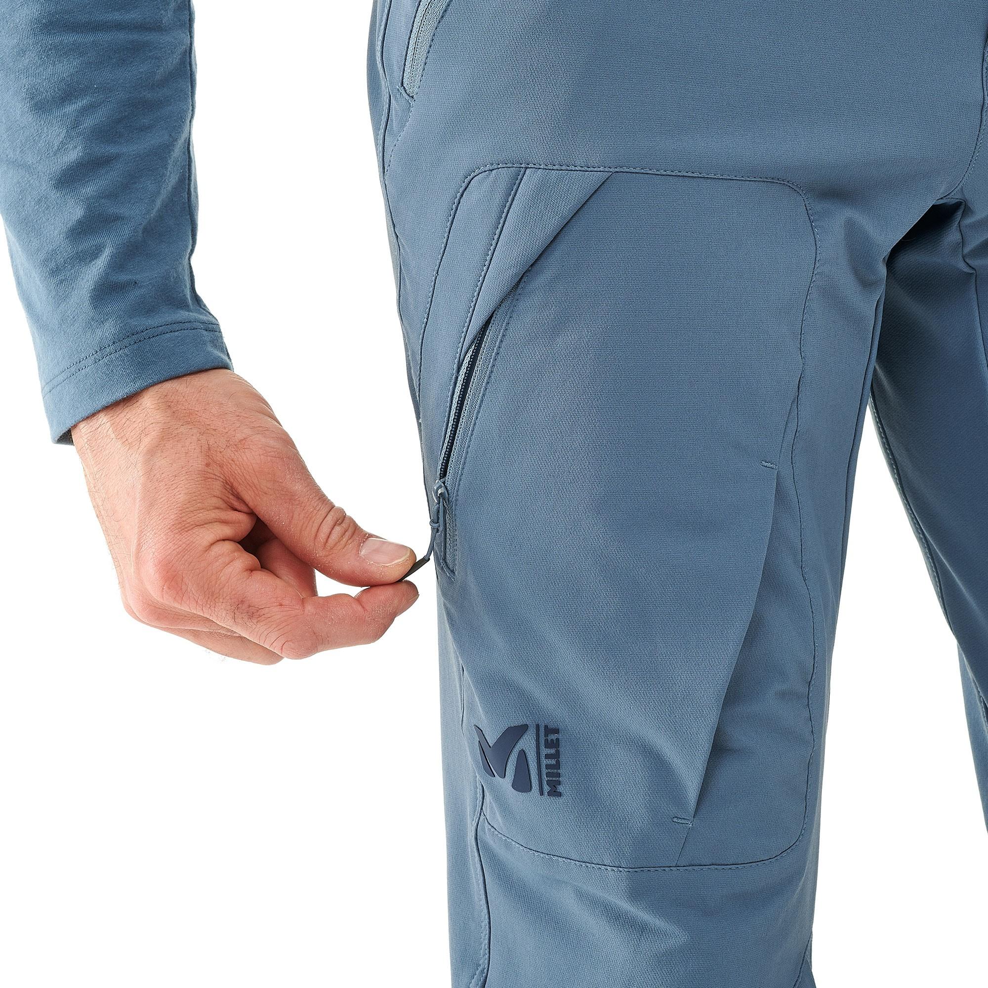 MILLET Pantalon rando chaud ALL OUTDOOR REG PANT