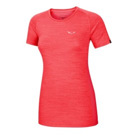 tshirt sport femme ultra respirant doux PEDROC 2 DRY'TON SALEWA