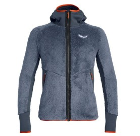 SALEWA Polaire PUEZ WARM FULL-ZIP HOODIE