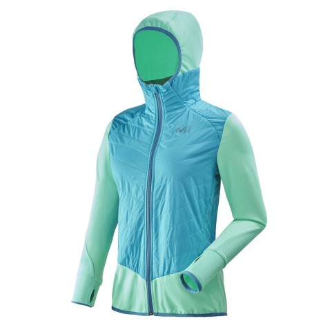 LD EXTREME RUTOR ALPHA COMPO HOODIE MILLET