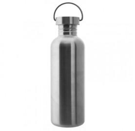 Gourde Inox 1 litre bouchon limonade LAKEN BASIC STEEL BOTTLE 1L STAINLESS STEEL CAP