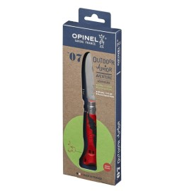COUTEAU OPINEL N°07 Outdoor Junior