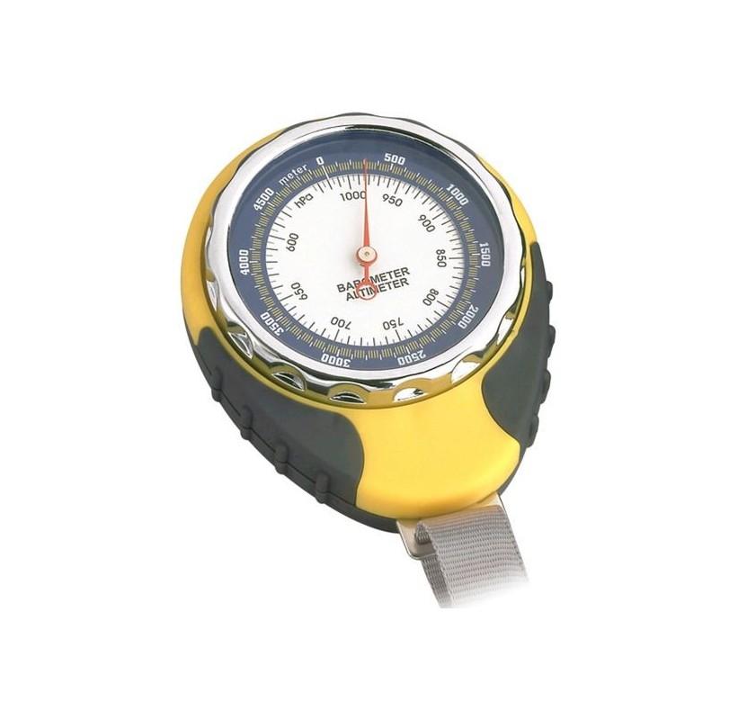 Altimètre mécanique, associé à un baromètre MOINEAU INSTRUMENT