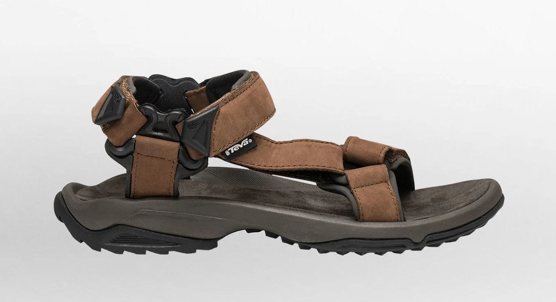 La Terra Lite Sandale Teva Randonnée Fi Leather Men WED29HI