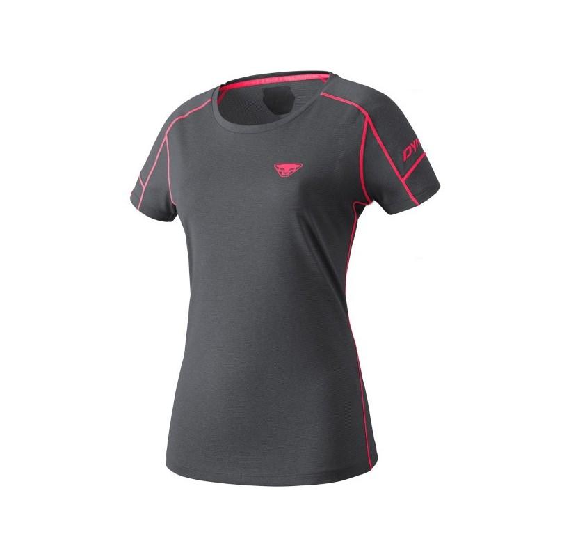 DYNAFIT Tee shirt femme randonnée rapide TRANSALPER S/S TEE W