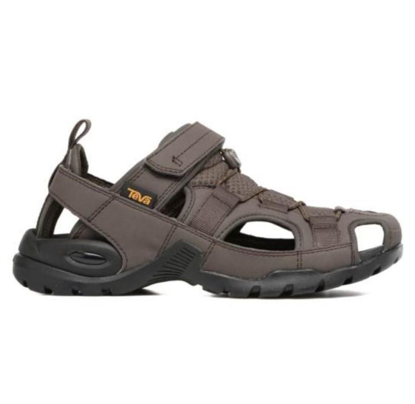 TEVA sandale rando pied couvert  FOREBAY homme amortie confort solide