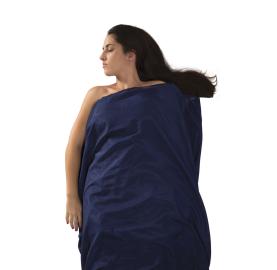 drap de sac en soie et coton pour sac de couchage SEA TO SUMMIT doux et frais