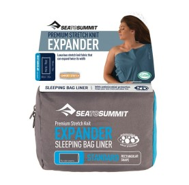 SEA TO SUMMIT Drap de sac coton EXPANDER SLEEPING BAG LINER