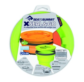 SEA TO SUMMIT 2 Boites hermétiques X-SEAL & GO SET Small
