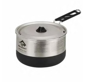 SEA TO SUMMIT Popote bivouac SIGMA POT INOX 1,2 litre