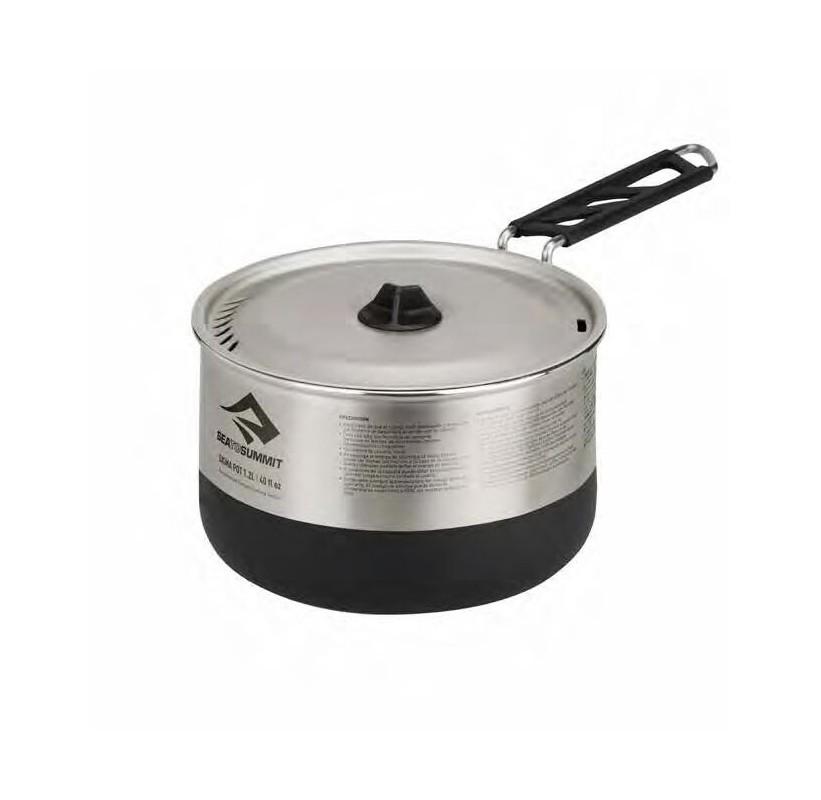 SIGMA POT INOX 3,7 litres SEA TO SUMMIT  casserole acier