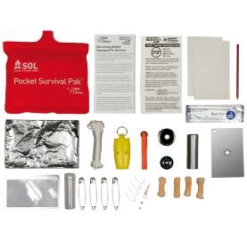 Kit de survie complet SOL Pocket Survival Pak
