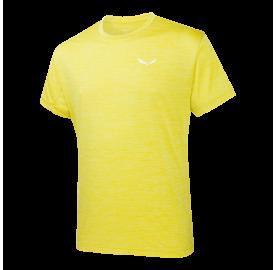 Tshirt randonnée ultra frais SALEWA  PUEZ MELANGE DRY M tshirt manche courtes