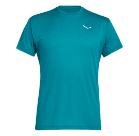 SALEWA tee-shirt rando PUEZ MELANGE DRY M S/S TEE