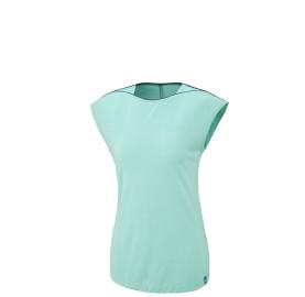 Tee-shirt femme Merino LD CLOUD PEAK WOOL TS SS MILLET