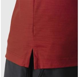 TRICK TS SS W REDA - tshirt manche courte 100% merinos - rando - voyage