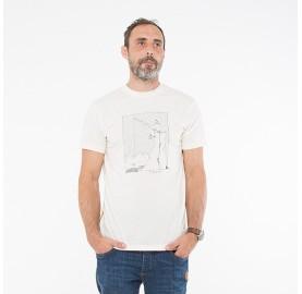 ABK-CLMBING Tshirt coton WILD TEE