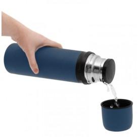 Bouteille isotherme 1 litre avec verre LAKEN THERMO BEVERAGE 1 Litre