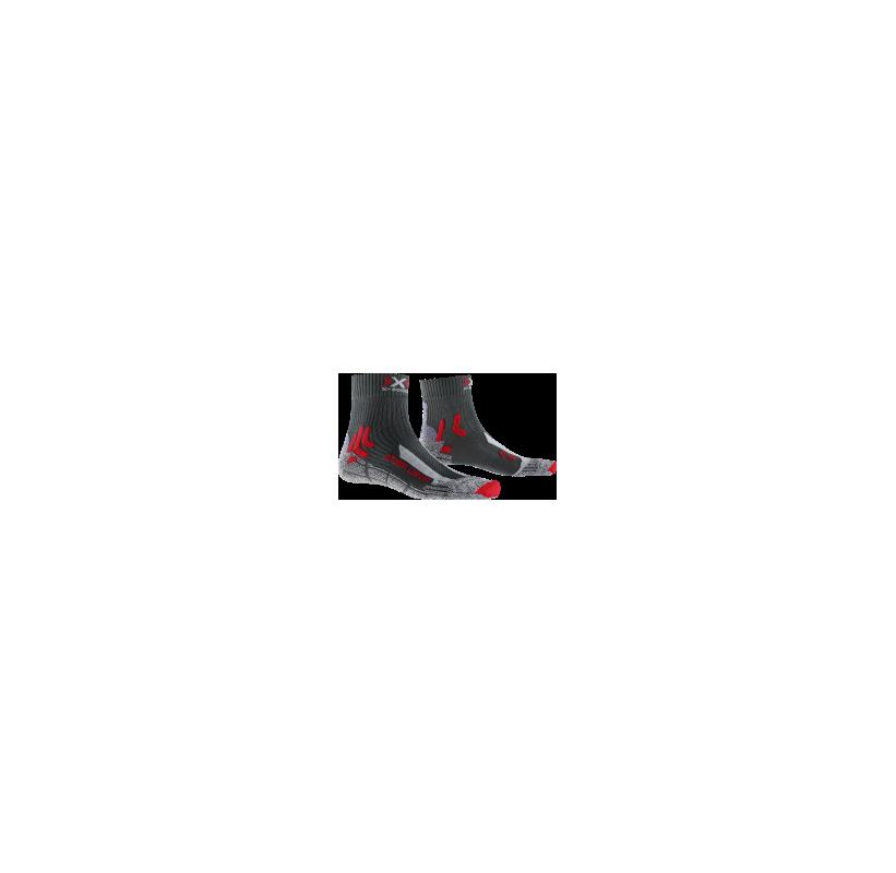 X-SOCKS Chaussette basse TREK OUTDOOR LOW CUT Protection contre les frottements, la pression et les chocs