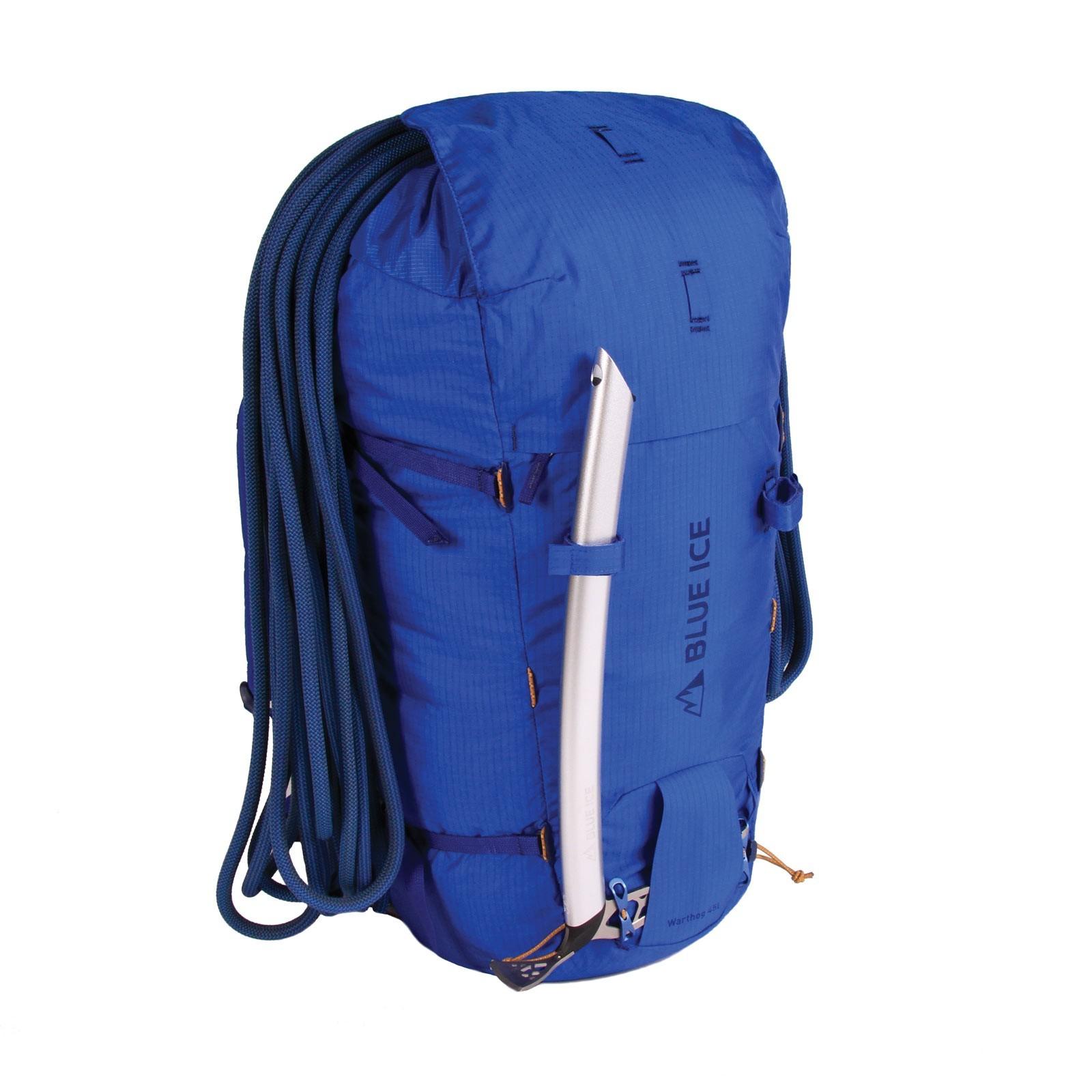 BLUE ICE sac à dos alpinisme Warthog 45 litres