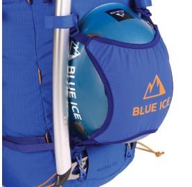 BLUE ICE sac à dos alpinisme Warthog 45 litres porte casque amovible