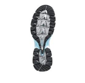 MEINDL Chaussure basse cuir et tissu Ontario - respirante souple confort