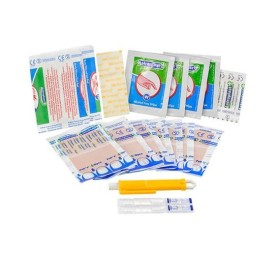 CARE PLUS Petite trousse de premier secours rando First Aid Kit Light Walker