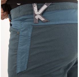 ABK CLIMBING CLIFF Pantacourt QUARTER PANT coton light grimpe parapente rando voyage
