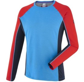 MILLET T-shirt MERINO manches longues TRILOGY DUAL WOOL TS LS