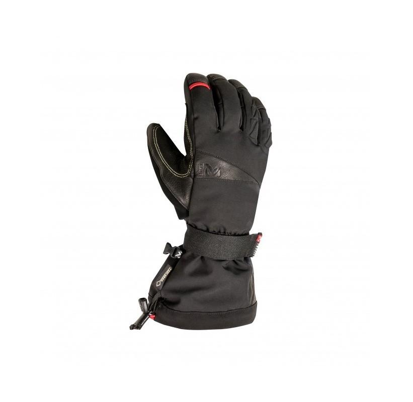 Gant alpinisme, la cascade de glace et le ski Gore Tex Cuir solide respirant imper  ICE FALL GTX® GLOVE MILLET