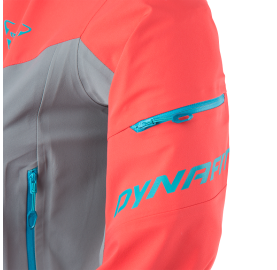 BEAST HYBRID W JKT DYNAFIT veste femme ski de randonnée zones imperméable