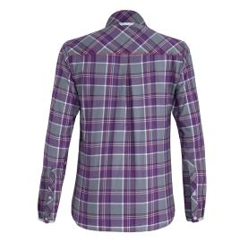 SALEWA chemise manches longues femme FANES FLANNEL W L/S SHIRT
