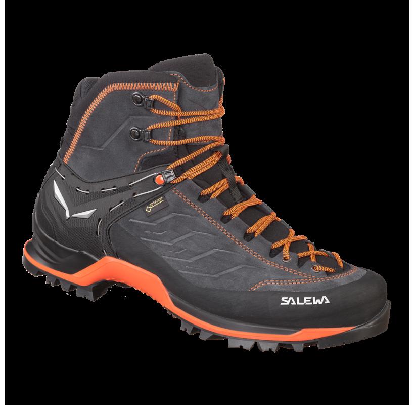 SALEWA chaussure randonnée et trek MS MTN TRAINER MID GTX maintien du talon 3F SALEWA
