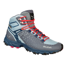 SALEWA Chaussure femme Mid WS ALPENROSE ULTRA MID confort light stable imper