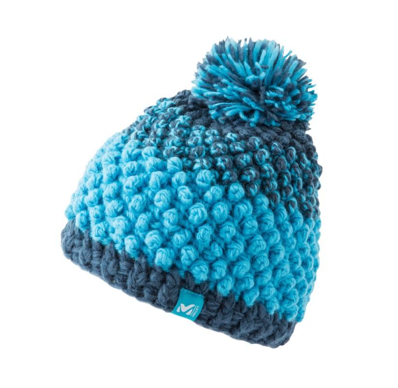 SUNNY BEANIE W MILLET  Bonnet pour femme laine t polaire chaleur et régulation