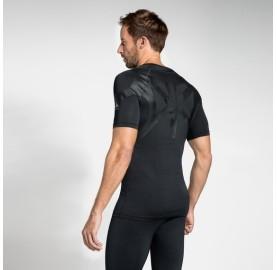 ODLO T-Shirt technique ACTIVE SPINE LIGHT respirant maintien Augmente l'inhalation d'oxygène