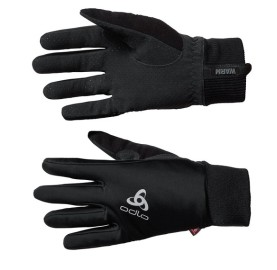 Gants ski de fond coupe-vent chaud souple respirant ELEMENT WARM ODOL