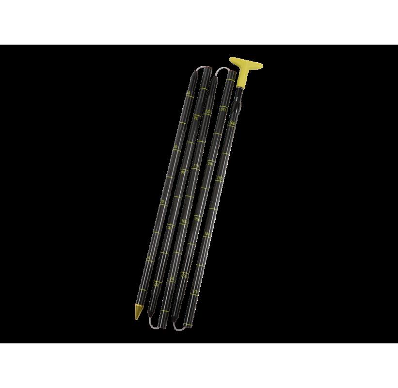 SALEWA Sonde en Carbone LIGHTNING CARBON 240 PLUS