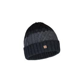 Bonnet grosse mailles gris MONTURA TRICOT CAP Fabriqué en Italie
