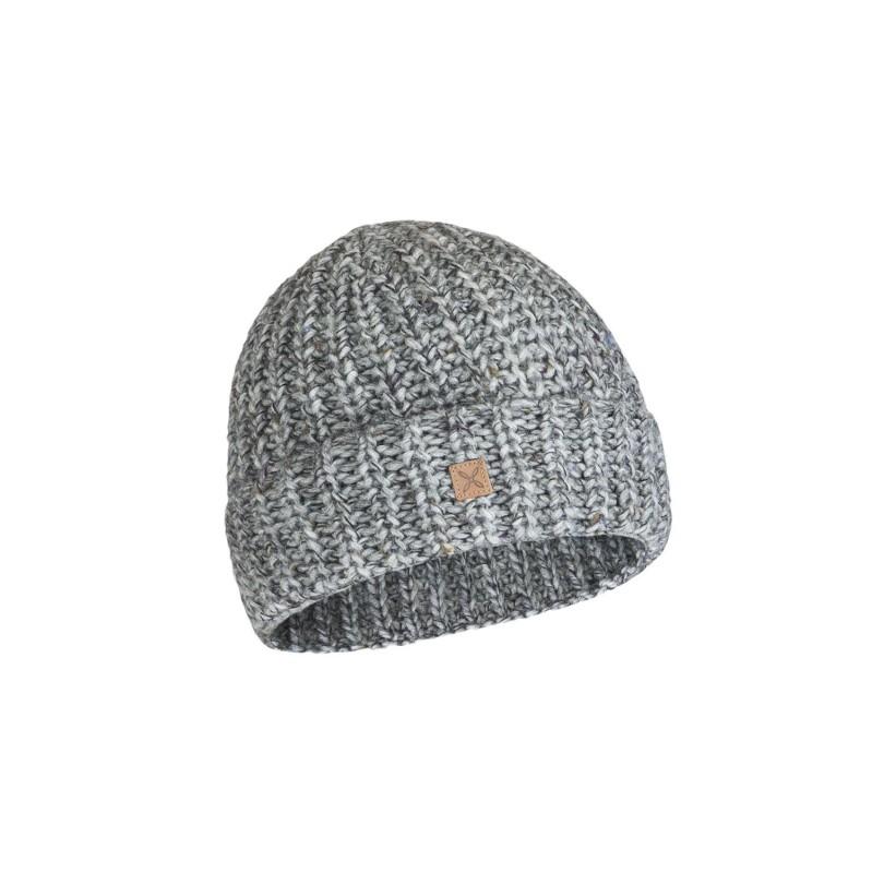 MONTURA Bonnet laine et polaire PUFFY CAP chaud doux made in Italie