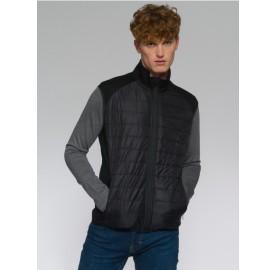 REWOOLUTION Gilet laine sans manche laine RIGEL M chaud respirant confort