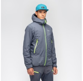 SALEWA Doudoune laine imperméable Puez 2 Powertex TirolWool® Celliant®